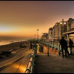 #Beautiful #Brighton #Seafront great picture of Brighton Seafront in the evening http://t.co/ddhQS1HdzQ