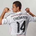 El @realmadrid destaca la calidad de #Chicharito con este video: http://t.co/lXvUbtA0KI http://t.co/P0ZhASpjmO