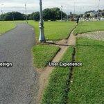 Design vs User Experience [via @benkimediyorum] #ux #webdesign http://t.co/OIaXBVAl5E