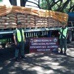 FANB bloquea en la línea fronteriza 720 sacos de cemento en Orope, Táchira, destinados al contrabando de extracción. http://t.co/ub6YpK5x21