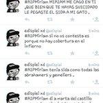 RT @4EverAuryner: ¿Como puede haber gente con tan poca vergüenza? #RIPMiriam http://t.co/Ra0BIWX9tS