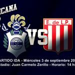 #CGE #GELP Gimnasia vs Estudiantes. Clásico Platense por Copa Sudamericana. Miércoles 3/9 - 14 hs en NUESTRO BOSQUE http://t.co/IDdXHbbLPN