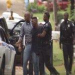 RT @photogBullard: Suspect Dewayne Thompson is in custody. http://t.co/7I4MRkiydF