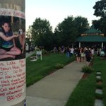 RT @MikeLaCrosse: Vigil being held for missing West Warwick teen Khia Lake @ABC6 http://t.co/D7wo2USu2V
