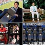 RT @Marcosrv_TCS: Chicharito Hernández firmó con el Real Madrid y es blanco... pero de duros memes. Le espera un duro puesto: La banca http://t.co/H2ReBLIRRz