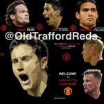 Welcome to Manchester United our 6 summer signings  RT to welcome them all!   #MUFC http://t.co/Rk3uMoY7lO