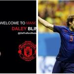 RT @PassionFootClub: [#Mercato] OFFICIEL !! Ajax a annoncé le transfert de Daley Blind à Manchester United. http://t.co/4Flo5isF1k