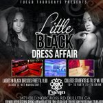 #littleblackdress affair @ #fuegolounge  We on #therooftop http://t.co/KxLLUOMUow