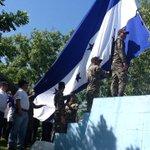 En un nuevo acto de soberanía, la Bandera Nacional de Honduras flamea en isla Conejo. http://t.co/xEu9xDZSFk http://t.co/OdunmufnBT