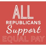 RT @Karnythia: ... RT @GOP This #LaborDay, the White House & Democrats believe paying women less than men is an acceptable practice. http://t.co/v9j1akySdI