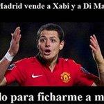 Los memes no perdonan a 'Chicharito' y su nueva etapa merengue. http://t.co/5Te2Nj8eLi