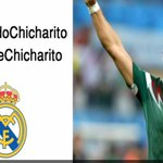 RT @_charly96: Si llegas al mejor equipo del mundo es por algo ,demuestrales lo grande que eres .#BienvenidoChicharito #RealMadrid http://t.co/SNM4w3IjIe