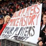Falcao - £350k-a-week Rooney - £300k-a-week Di Maria - £250k-a-week Van Persie - £220k-a-week  United fans though.... http://t.co/mJFd6Norsl