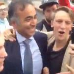 Funny vid. Popular fella. Forest owner Fawaz mobbed by fans. http://t.co/g8UiTe4dsU http://t.co/gLdxeIzYqg
