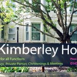 RT @kimberley_hotel: A big jolly Hello #venuehour how are you? Need a #venue in #Harrogate, look no further, we are ideal for any occasion http://t.co/lxsXaIfH3d
