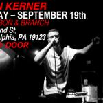 .@ckwonderwhy: UPCOMING SHOW: 9/19 @BourbonAnd! Catch @thekidbearone and I rocking! Props to @HomeGrownPhilly http://t.co/nzAARkBVU8