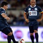 RT @infobae: Las estrellas del fútbol mundial, reunidas en #RomaPorLaPaz http://t.co/ubCAoBr050 #PartidoPorLaPaz http://t.co/Ofzcug3nA1