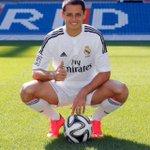 Mis cuatro palabras favoritas del 2014: Chicharito al Real Madrid ¡felicidades @CH14_ ! http://t.co/Ig8Rrdz0vg