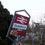 RT @guildfordcity: DeadLion Day Guildford sign Bent http://t.co/0zlFu5cn1A