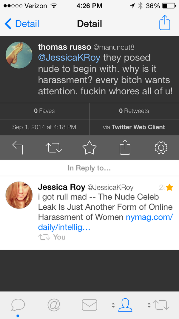 I don't know how women survive being on the Internet every day http://t.co/lwLvIf2Kdt