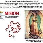 Mañana en iglesia Santa Teresita del Niño Jesús, urb. del Este #Barquisimeto. Por favor RT. http://t.co/BOkXeDqu0x
