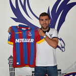 RT @CPFC: James McArthur has signed a three year contract with Palace after joining from Wigan Athletic for an undisclosed fee. http://t.co/6hLUGbxzuD