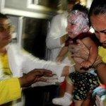 RT @InformateSV: Bebé con 75% de su cuerpo quemado por bolas de fuego en Nejapa - La víctima es un infante d... http://t.co/TkGScfV59g http://t.co/G1HH6j0PRG