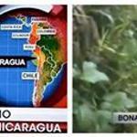 RT @EllosClosetNi: Nuevamente @Telemundo pone a #Nicaragua en otro país ahora en #RepublicaDominicana RT http://t.co/6MuIyNkimG