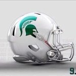 """So fresh n so clean ???? """"@MSUHumor: #DuckHuntingSeason Just Announced Helmets For The Game This Saturday! http://t.co/H0cQ6sWywd"""""""
