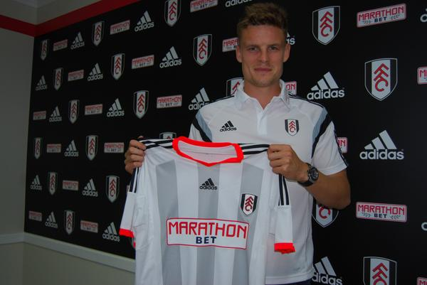 FULHAM'S NUMBER 9: We're delighted to confirm the signing of Leeds striker Matt Smith #ffc http://t.co/t7qKzWyevM http://t.co/GD0LQYUcXD