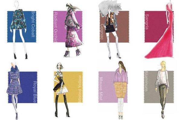 Estos son los colores que marcaran tendencia este Otoño/ Invierno 2014 TIP #PShopper http://t.co/A6beAMC71V