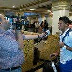 RT @APhotografiA: Alexander Larin de #ElSalvador entrevistado por @samartell1965 en Washington #CopaCA @elgraficionado @LPGdeportes http://t.co/ymhK6sOoDU