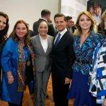 """""""@ClauDelgadillo1: Con el Presidente Enrique Peña Nieto, al término del evento México Sin Trabajo Infantil http://t.co/w6lUS5VhzP"""""""