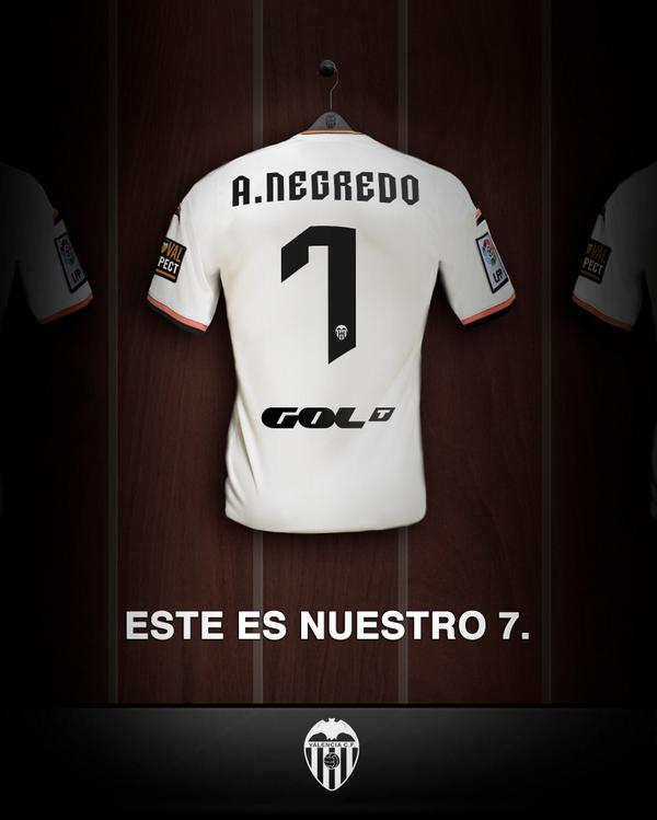 COMUNICADO OFICIAL – Álvaro Negredo  #BenvingutNegredo7 http://t.co/Q0jXqHUjhn http://t.co/LjnBNgL3HE