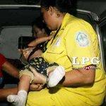 "Bebé de 9 meses, con quemaduras tras fiesta ""Bolas de Fuego"" http://t.co/ERgiZRKmxS Foto J. Guevara http://t.co/jNsxh1ddMt"