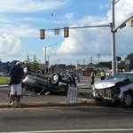 RT @Daily_Press: Bad accident blocking Jefferson Ave and Mercury Blvd in Newport News. http://t.co/8FN0jx802N