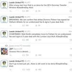RT @br_uk: Leeds Uniteds Twitter account has had an absolute #transferdeadlineday shocker. [h/t @watfordfcstats] http://t.co/258KhWmFln