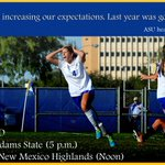 RT @AngeloSports: The @BellesSoccer team opens its season at 5 p.m. on Friday with a home game against Adams State. http://t.co/MfpG98OUo6