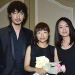 RT @cinematoday: [映画]綾野剛、監督賞受賞に「風が吹いた」 http://t.co/nV0V2tLpQa http://t.co/it4pDr1uZi