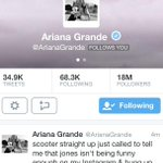 Rt=dm to @ArianaGrande ???????? http://t.co/g8B7iAnSoN