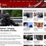 RT @livedoornews: 【世界進出】チバットマンがBBCに登場し世界的ヒーローに http://t.co/ZBX0XI9Byu チバットマンが英国放送協会(BBC)に取り上げられた。彼がマントを着続ける理由はまさに賞賛されるべきだ、と好意的に報じられた。 http://t.co/W0XXKwppx9