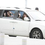Jeti is on the way to go home lol http://t.co/ZppupDrOsV