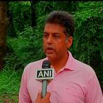 RT @ANI_news: Ache din might have come for BJP, but not for the people of India- Manish Tewari (Cong) on 100 days of Modis Govt http://t.co/Av2e0gTR8t
