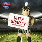 @TheRealSparty just missed a victory last week. Help Sparty rebound in Week 2: http://t.co/uCxBfHkah8 #spartannation http://t.co/fL2fi66etm
