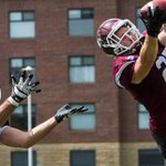RT @OUAsport: Showdown in Steeltown! @McMasterSports overcomes 24-9 deficit and sneaks past @guelph_gryphons in OT. #QuestForTheCup http://t.co/DvqHpvzqp2