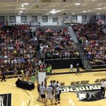 Great crowd for our freshman orientation program! Thanks to all of you for coming out! #GoFriars http://t.co/Xc5yjKZbK2