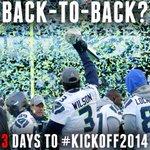 3 Days... #Kickoff2014 http://t.co/SoYM5ym7ba