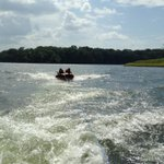 Labor Day on the lake is the way to go. #CHA http://t.co/QFMcrruywJ