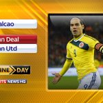 RT @SkySportsNewsHQ: BREAKING: Manchester United confirm the signing of Radamel Falcao on loan from Monaco. #SSNHQ #SkyDeadlineDay http://t.co/x6AVJsIfwI
