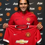 Photo confirmation of Radamel Falcaos move to Manchester United. (Source: @ManUtd) http://t.co/YJUwOMFGvE